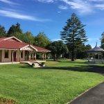 Te Runanga Tea Pavilion and Ticket Office