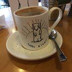 Nice cafe.