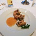 Eierschwammerl tempura