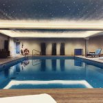 Complimentary spa pass