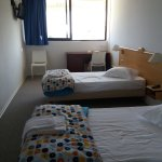 Chambre lits séparés