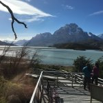 Lago Grey Hosteria and Navegacion Foto