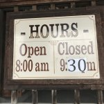 Old Mill Restaurant Hours of Operation