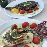 Very good restaurant, good price and fresh fish! Very very nice!