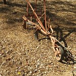 Antique implements to view