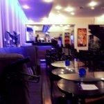 Cosy cafe blu