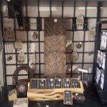 Bullet jewelry display - fun stuff!