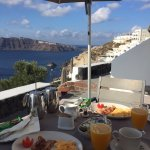 Breakfast at your terrace