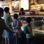 N'ice cream, great service!