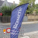 June 2017: Brasserie DE KAZEMATTEN in the ramparts, near the Menin Gate and St. Jacob church