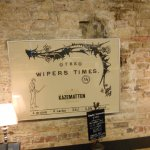 June 2017: De Kazematten - ramparts brewed: The Wipers Times beers
