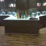 Buffet Counter