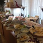 Vorspeisenbuffet (Teil)