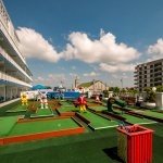 Second Floor Deck Mini Golf