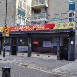 Oriental Taste front view