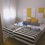 Bedroom double bed brucey bonus
