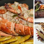 Lobster, Steak or Dessert
