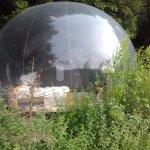Vue avant de la grande bulle