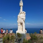 The Cabrillo Monument