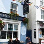 Portsmouth Hoy is an ancient pub on Poole Quay