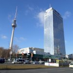 View from Alexanderplatz