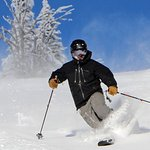 Bear Creek Lodge is the closest lodging to Brundage Mountain.