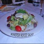 ...House salad