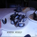 ....Mussels
