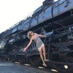 Cool old railroad