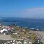 Great sea views from floor 7