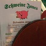 Schweine Janes Foto