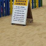Kiddies corner, Margate main sands