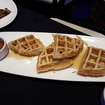 HORRIBLE Slow service! Terrible waffles.... Not worth the money. Go elsewhere!