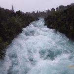 Foto de Huka Falls tracks