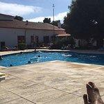 Pool und Entspannung