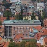 Burg Ljubljana Foto