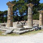 Temple of Hera - Ancient Olympia