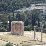 Temple of Zues - Athens