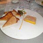 Foie gras de canard de très bonne facture