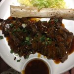 Beef in Soy Sauce. Very good.