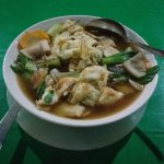 Veg Thenthuk.. a hearty and delicious Tibetan local food