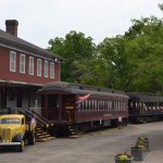 Essex Steam Train Station