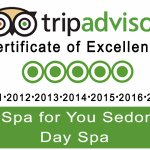 Awarded TripAdvisor Certificate of Excellence 7 consecutive Years 2011-2017
