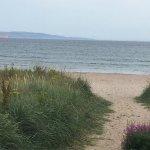 Nairn Beach Foto