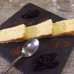 pastis de formatge catalan