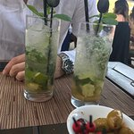Restaurant Stradivarius : Virgin Mojito