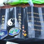 Bruce Lee's grave