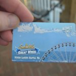 ticket for The Great Wheel