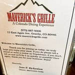 Mavericks Grill