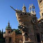 Vistas del castillo de Colomares